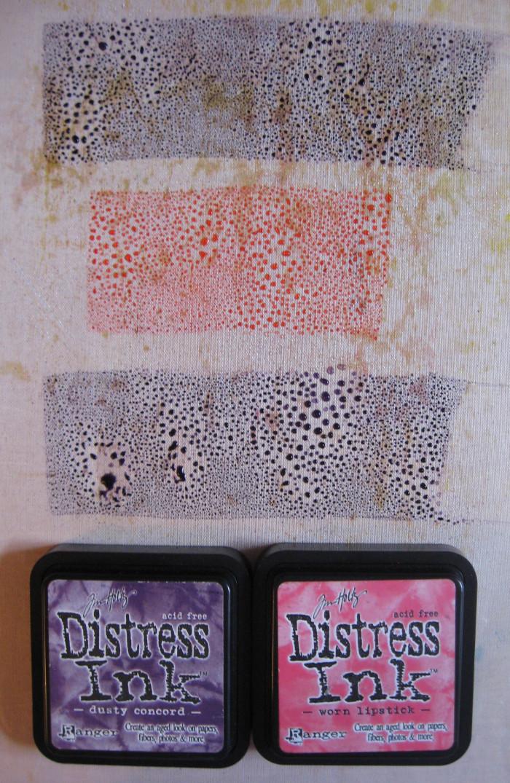 Karen Sessions - Funky Flower Stamps - July 29 - 4