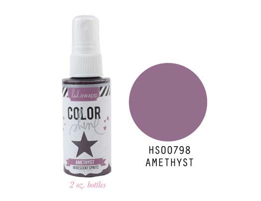 Heidi Swapp Color Shine - Amethyst