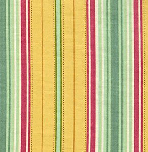 Freshcut by Heather Bailey - [D1586-0545] Stripes, Gold