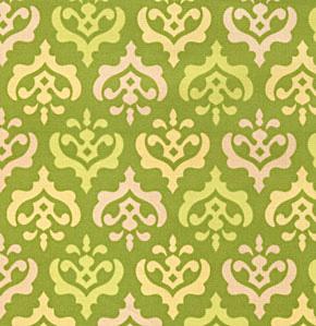 Freshcut by Heather Bailey - [D1588-0418] Crest, Green