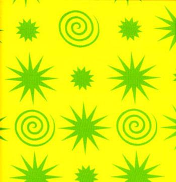 Jane's Hothouse Gardens - [JS09] Starry Night, Yellow