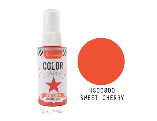 Heidi Swapp Color Shine - Sweet Cherry