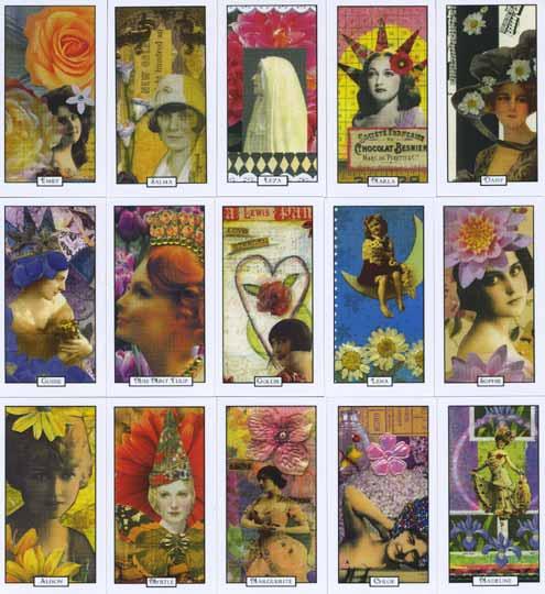 ARTchix Cards - Floral Beauties - Image 2