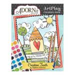 AdornIt Art Play Coloring Books