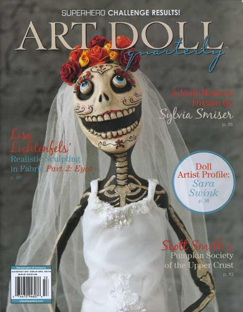 Art Doll Quarterly - August/September/October  2015