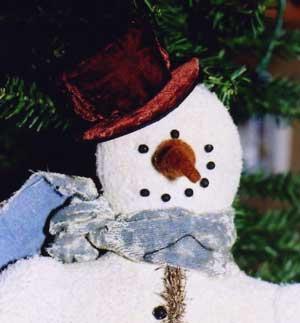 BH - Snowman Stocking - Image 2