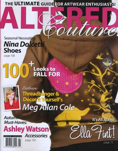 Altered Couture - Aug/Sept/Oct 2009 - ON SALE!