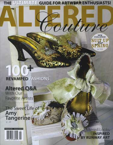 Altered Couture - Feb/Mar/Apr 2009 - ON SALE!