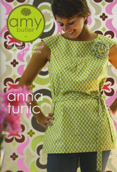 Amy Butler Patterns - Anna Tunic