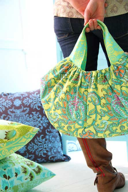 Amy Butler Patterns - Beautiful Belle Handbag - Image 2