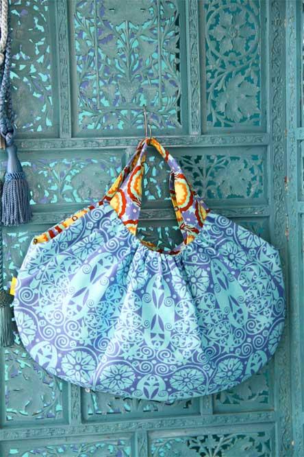 Amy Butler Patterns - Beautiful Belle Handbag - Image 3
