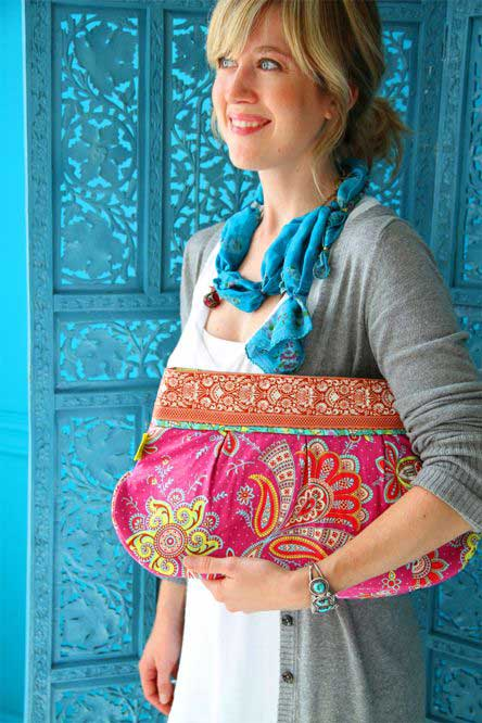 Amy Butler Patterns - Charm Clutch