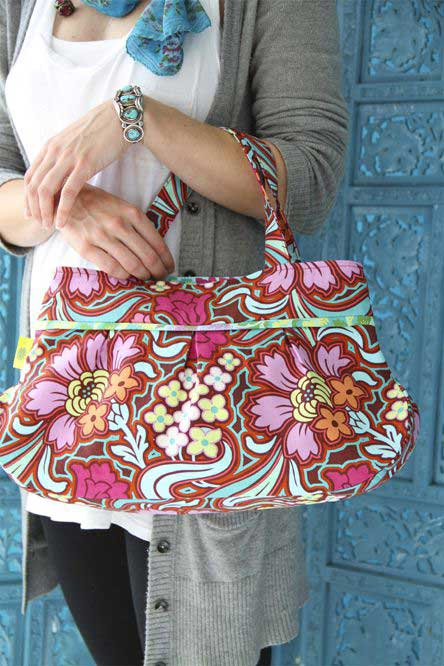 Amy Butler Patterns - Charm Clutch - Image 3