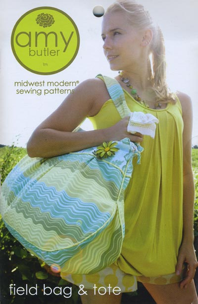 Amy Butler Patterns - Field Bag & Tote
