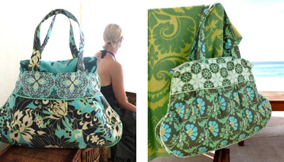 Amy Butler Patterns - Field Bag & Tote - Image 2