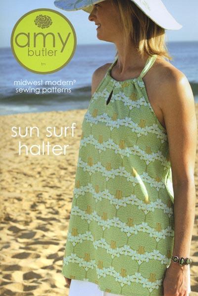 Amy Butler Patterns - Sun Surf Halter