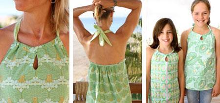 Amy Butler Patterns - Sun Surf Halter - Image 2