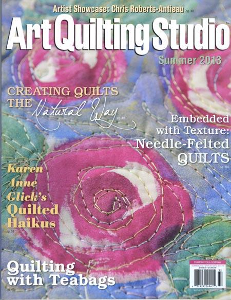 Art Quilting Studio - Summer 2013 - ON SALE!