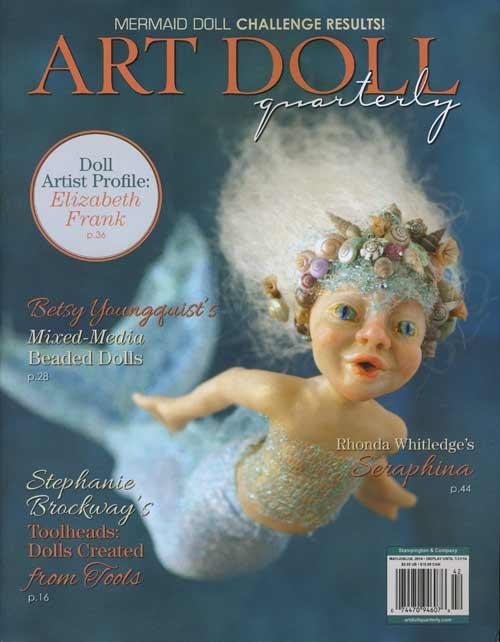 Art Doll Quarterly - May/June/July 2014