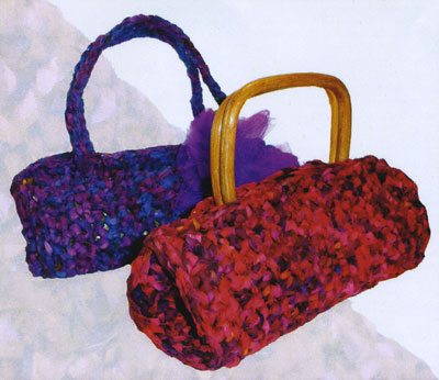 Princess Mirah Design - Baguette Bag Kit - Grape Wine