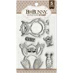 BoBunny Clear Stamps