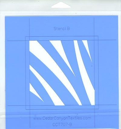 Cedar Canyon Block Stencils - Safari [CCT707] - Image 2