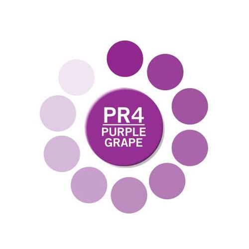 Chameleon Color Tone Marker Pen - Purple Grape