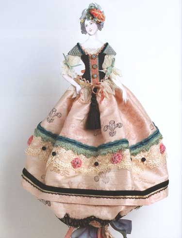 Cloth Doll Artistry - ON SALE! - Image 2