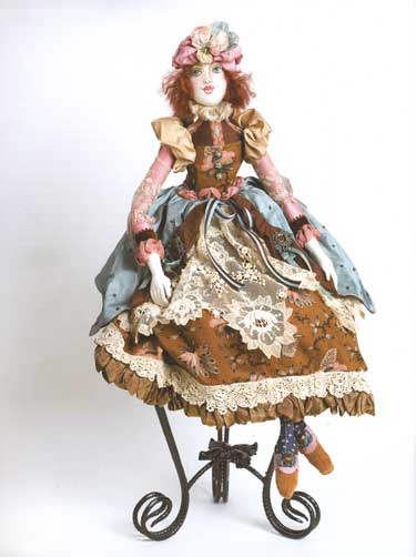 Cloth Doll Artistry - ON SALE! - Image 3