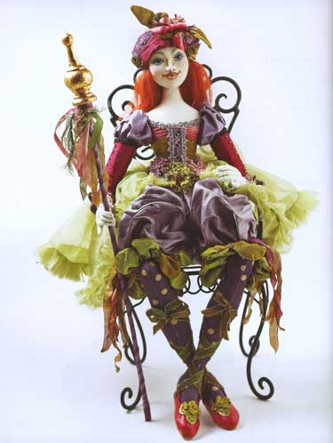 Cloth Doll Artistry - ON SALE! - Image 4