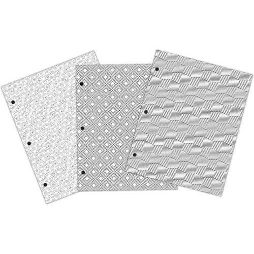 Creative Zen Coloring Folders - Geometric [375668] - Image 2