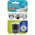 Plus Corporation Decoration Stamp Rollers