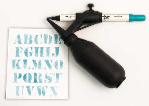 Tim Holtz Distress Marker Spritzer Tool - Image 2