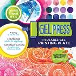 Gel Press Reusable Print Plates
