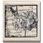 Hampton Arts Rubber Stamps