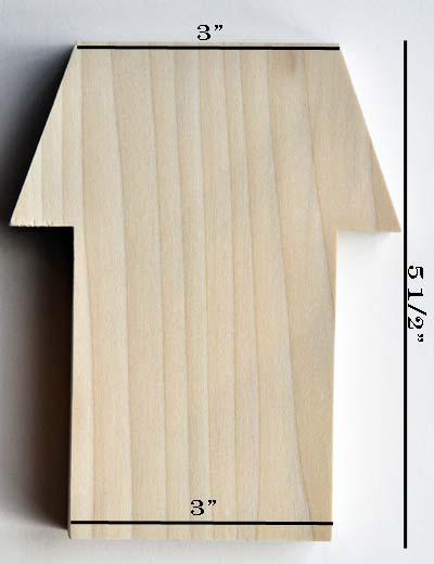 Joggles Wonky Wood House #6