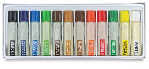 Loew-Cornell Watercolors - Set of 12 Colors [GP-12] - Image 2