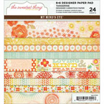Small Scrapbook Paper Pads