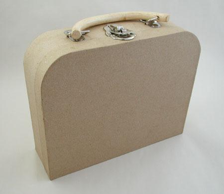 Paper Maché Lunchbox [2853-55]