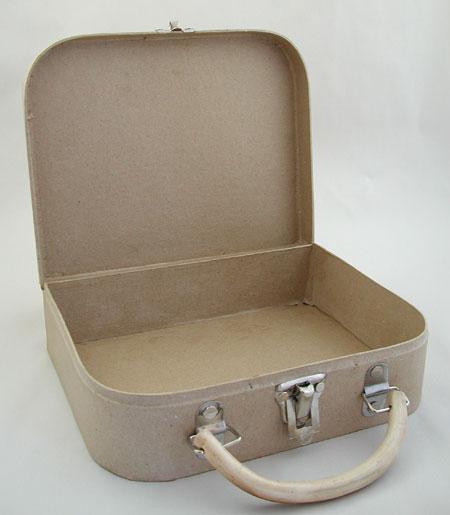 Paper Maché Lunchbox [2853-55] - Image 2