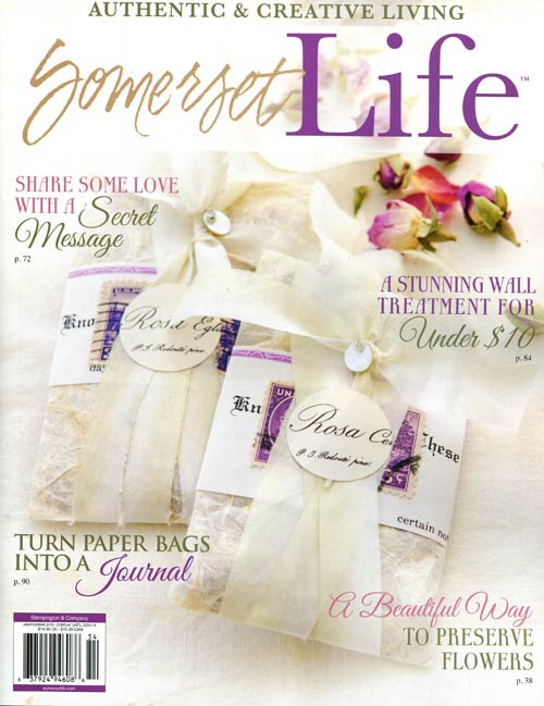 Somerset Life - January/February/March 2015