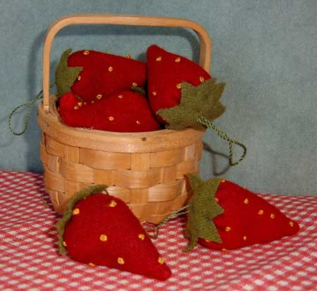 BBD - Strawberry Emery Kit