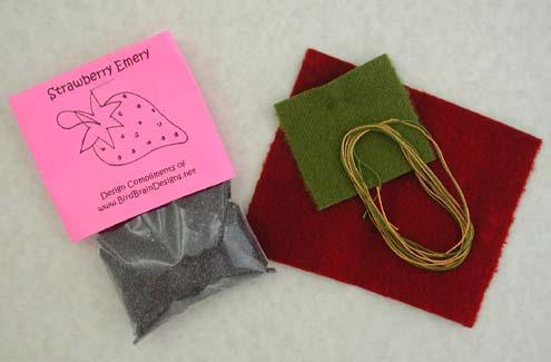 BBD - Strawberry Emery Kit - Image 2