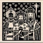 Inkadinkado - [60-01004] Three Kings
