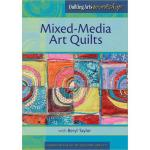 Quilting Arts Workshop - Mixed Media Art Quilts with Beryl Taylor DVD [10QM24] - ON SALE!