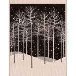 Hero Arts - [K5978] Winter Trees