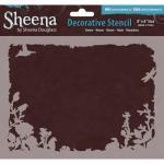 Sheena Douglass Decorative Stencil - Nature
