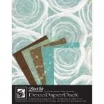 Black Ink Creative International Papers Deco Paper Pack [DP-706] Whimzy