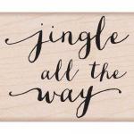 Hero Arts - [G5956] Jingle Script