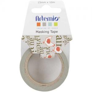 Artemio Masking Tape - La Vie Grand Air [11060127]